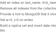 Final: Question 6 Solution M101JS: MongoDB for Node.js Developers