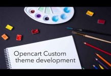 Opencart themes for free
