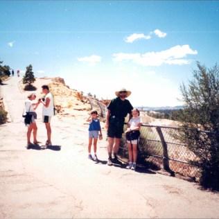 Bryce Canyon National Park, 1998, Linda Kleinhesselink
