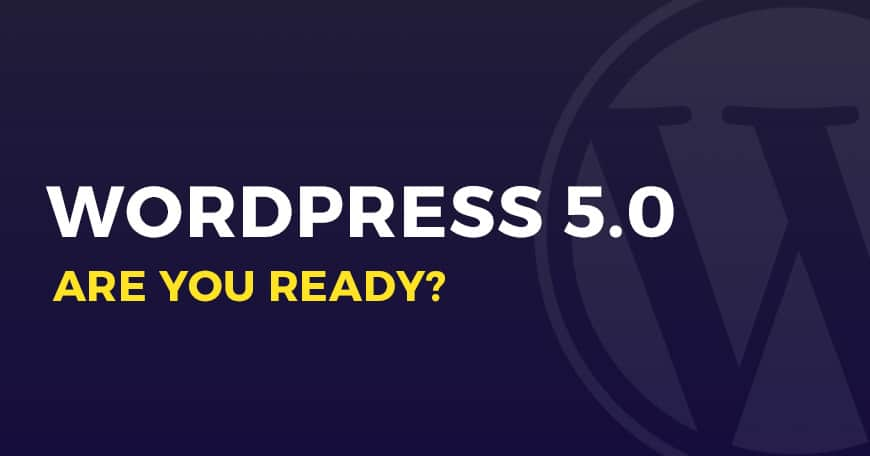 Does your website use WordPress? Major WordPress Update; Here's what you need to know