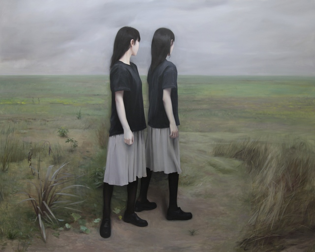 Xue Ruozhe - Cancelled landscape, 2014
