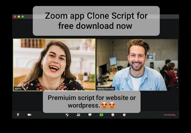 zoom- clone script