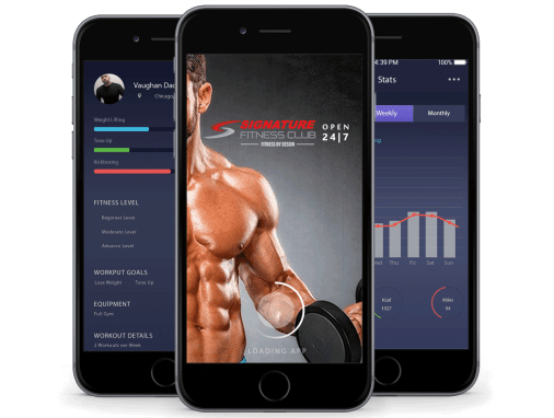 SIGFIT: HEALTH & FITNESS TRACKER