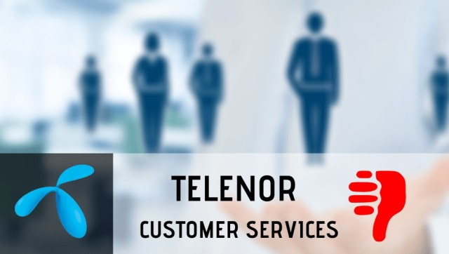 Telenor Really Needs to Know the Principles of Good Customer