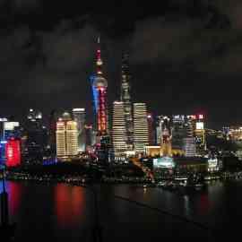 中国上海での教育のデジタル化についての視察