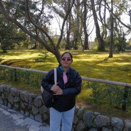 Tetali Sarada Devi教授の滞在