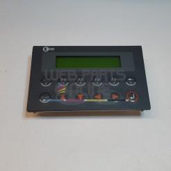 Beijer E100 MAC/MTA control panel