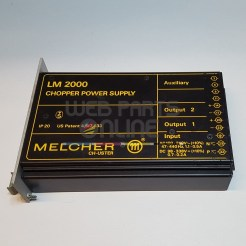 Melcher LM 2000 Chopper Power Supply