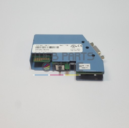 B&R IF361 RS485 Profibus Interface Module 7IF361-70.1