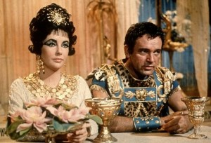 Julio Cesar se enfrentó a Pompeyo en la Guerra civil antes de conocer de Cleopatra