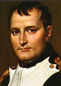 Napoleon Bonaparte, emperador de Francia, era un admirador de Nicolás de Maquiavelo.