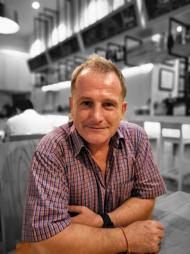 Paul Cunliffe Owner Pc Consulting Asia