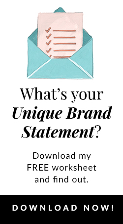 What's your Unique Brand Statement?