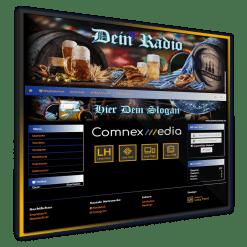 WEB PHP CMS W-P Mobile Design LH_Oktoberfest