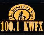 100.1 KWFX – KWFX