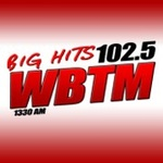 102.5 WBTM – WTBM