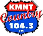 104.3 FM KMNT – KMNT