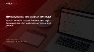 NativeSpot: Doğal reklam servisimiz Adrazzi modelini ve ismini değiştiriyor