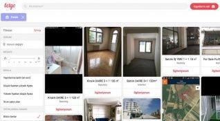 Letgo, Türkiye'de emlak pazarına giriş yaptı