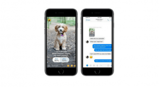 Facebook'tan sonra Messenger Hikayeler'e de anket çıkartması geldi