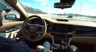 Cadillac, 2020 yılında tüm otomobillerinde otonom teknolojisi uygulamaya başlayacak