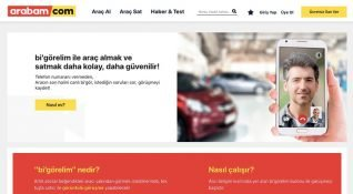"""Araba satışında görüntülü görüşme devri: Arabam.com'dan """"bi`görelim"""" özelliği"""