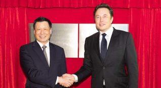 Musk, Tesla üretim fabrikası kurmak için Çin Hükümeti ile resmen anlaştı