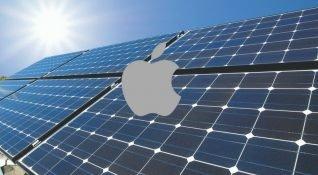 Apple, Çin'deki güneş enerjisi çiftlikleri için 300 milyon dolarlık fon oluşturuyor