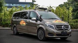 Daimler, sürücüsüz otomobil testleri için Çin'den izin aldı