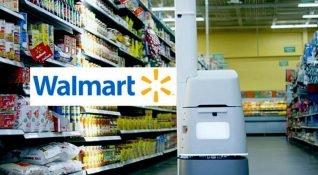 Walmart'ın dikkat çeken robot raf görevlisi: Alphabot