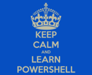 Intro to PowerShell 1 – The PowerShell CLI