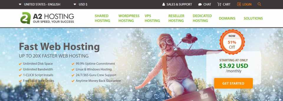A2 Hosting Coupons & Deals
