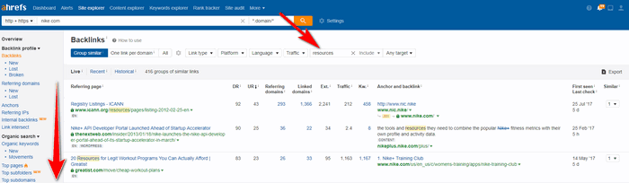 Get Backlinks Without New Content