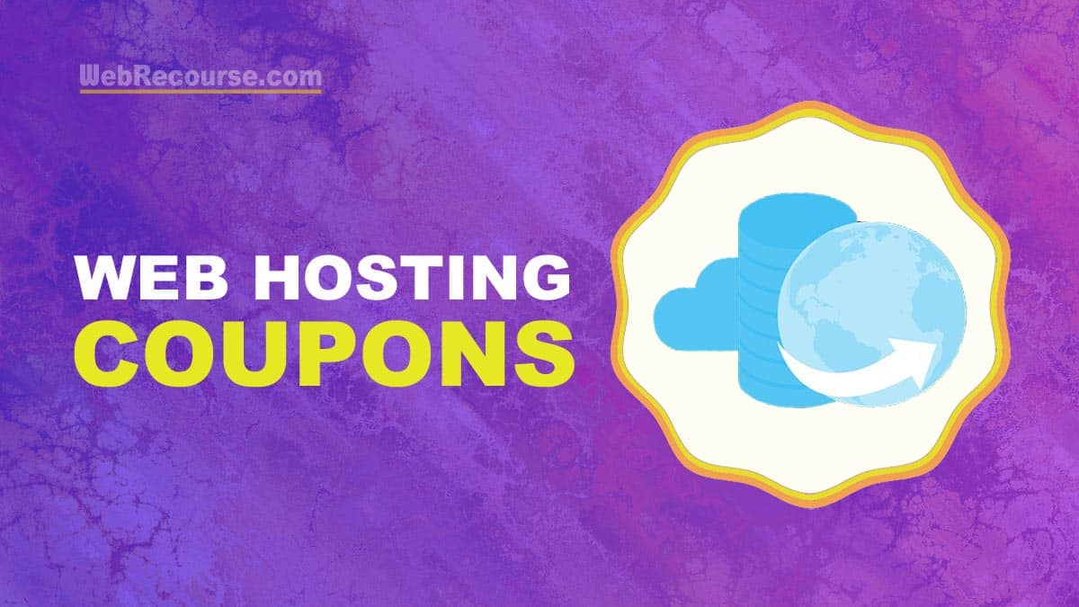 Web Hosting Coupons & Deals