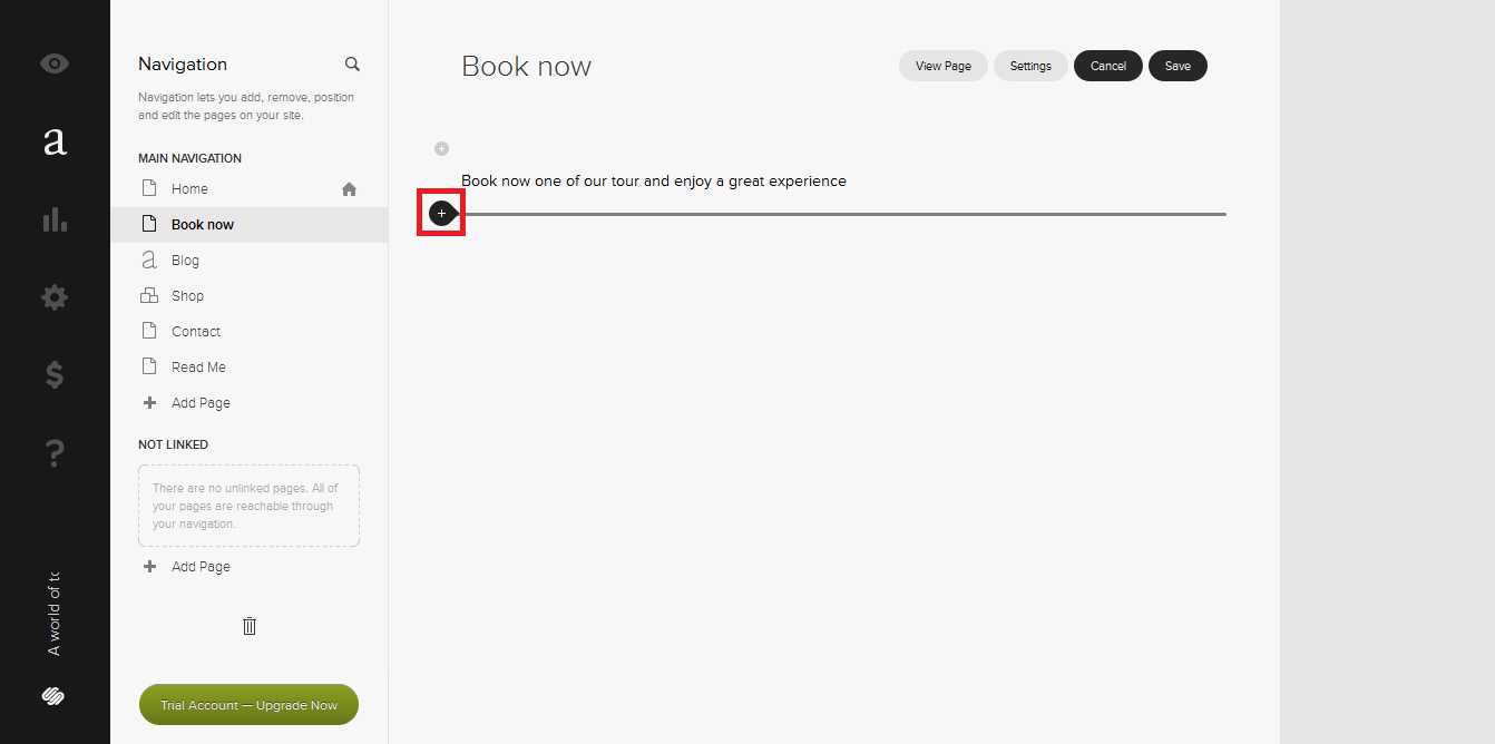 How to embed the WebReserv booking calendar in your