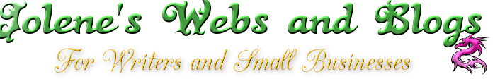 Webs and Blogs For Writers