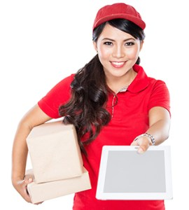 iPad Courier