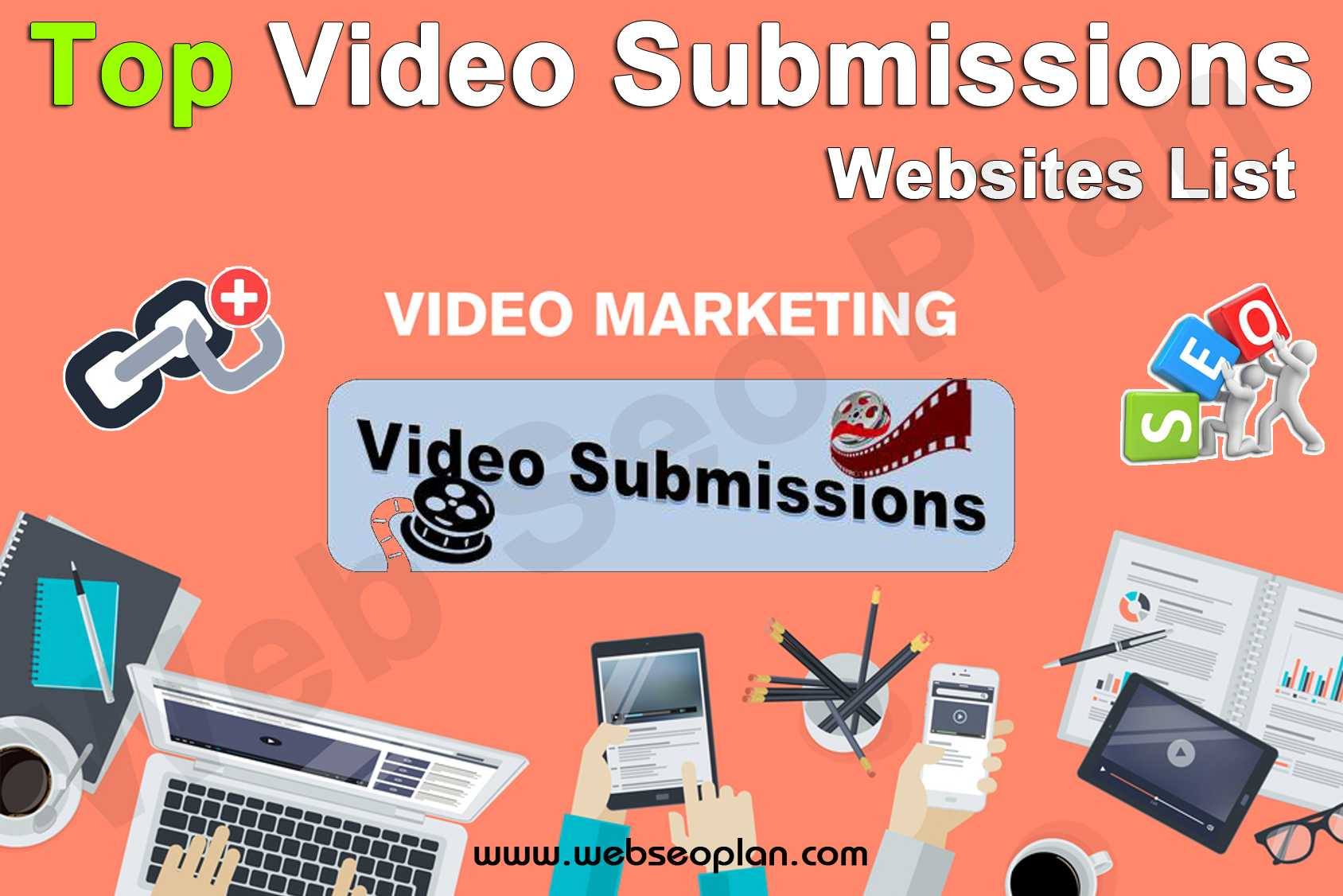 Top Video Submissions Sites List