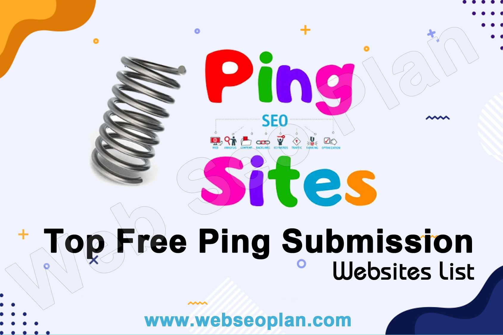 Top Free Ping Submission Site list