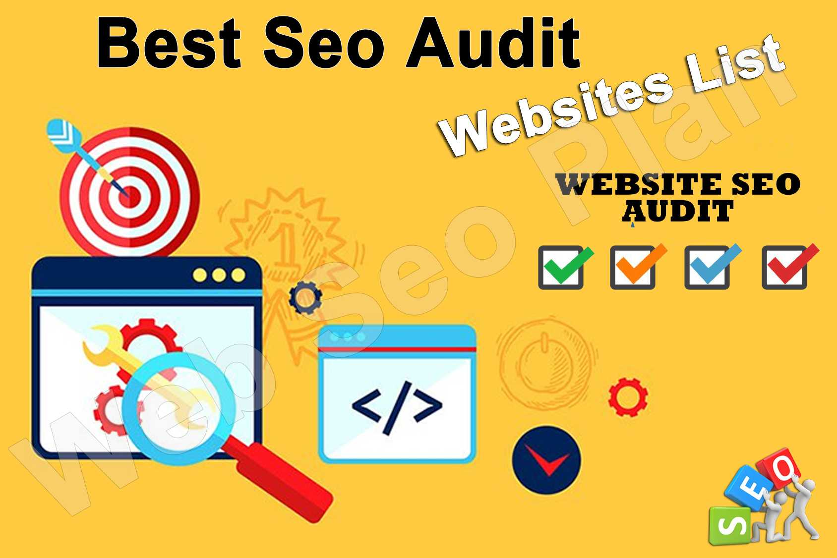 Best Seo Audit Site Lists