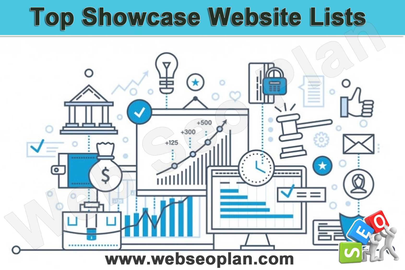 Top Showcase Site Lists