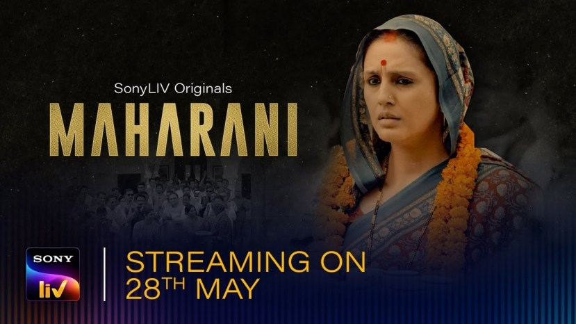 Maharani Sony Liv Web Series Cast, Release Date, Story, Watch Online & More  - Webseries World