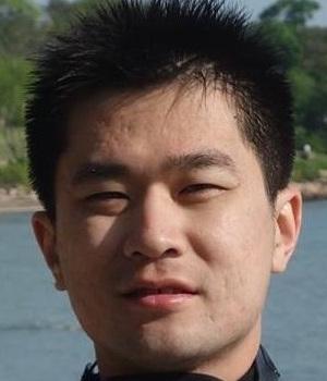 Hsin Hao Su headshot