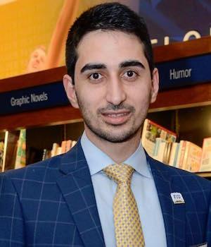 Kianoush Gholamiboroujeni headshot