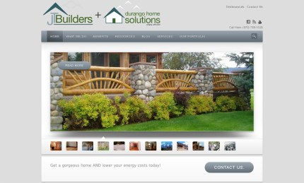 JT Builders Pro portfolio image