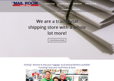 The Mail Room and Copy Center