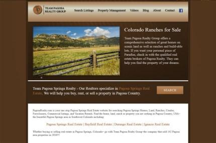 Pagosa Springs Realty portfolio image