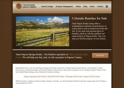 Pagosa Springs Realty