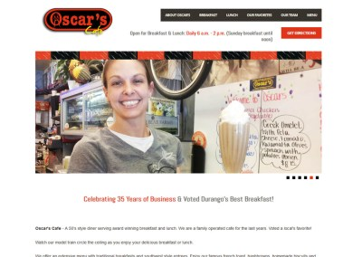 Oscar's Cafe