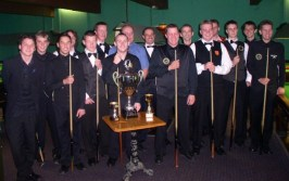 Gold Waistcoat Tour Event 1 Players 2005-6